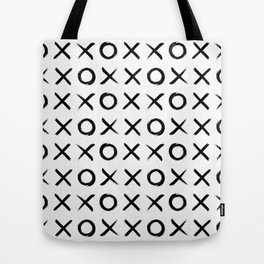 Hugs and kisses OXXOXXOXX Tote Bag