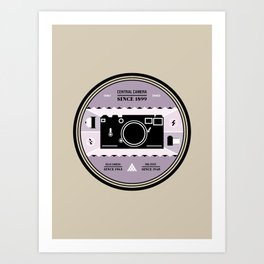 Chicago Print - Camera Shops Art Print