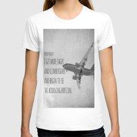 helen T-shirts featuring Helen Keller Horizon by KimberosePhotography