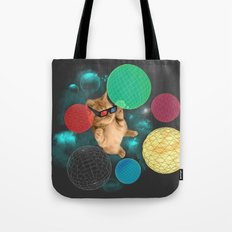A PLAYFUL DAY Tote Bag