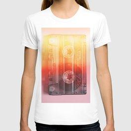 Cassette#exposure#film#effect T-shirt
