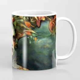 """Birds in my head"" Coffee Mug"