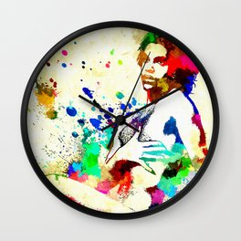 Lovesexy Prince Wall Clock