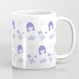 Farthing the Fairy Penguin, Playful Pattern Coffee Mug