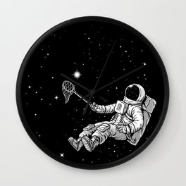 The Starcatcher Wall Clock