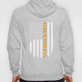 American Grandpa Proud Of My Country Hoody