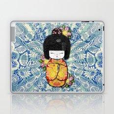 Horror Vacui - Kokeshi01 Laptop & iPad Skin