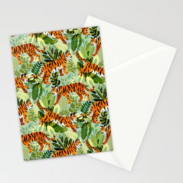 Bright Bengal Tiger Jungle Stationery Cards