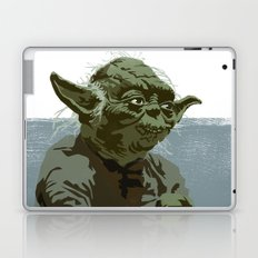 There is no try. Laptop & iPad Skin