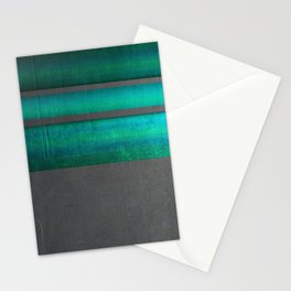 """Architecture, cement texture & colorful II"" Stationery Cards"