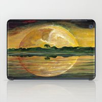 nirvana iPad Cases featuring Nirvana by Lily Nava Gallery Fine Art and Design