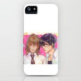 purikura iPhone Case