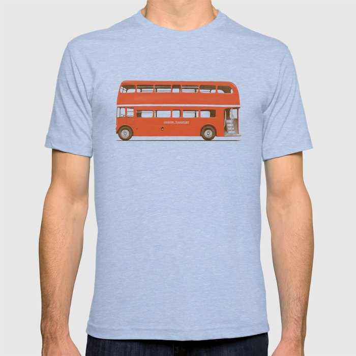 Red London Bus T-shirt