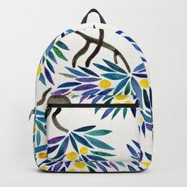 Bonsai Fruit Tree – Lemons Backpack