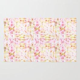 Summer Vibes Tie Dye in Bouquet Rug