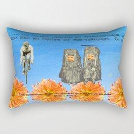 PRETTY FLOWERS Rectangular Pillow