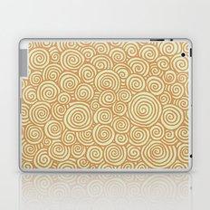 Spirals Laptop & iPad Skin