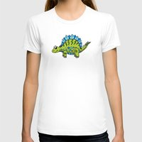 dinosaur T-shirts featuring Dinosaur by Peggy Cline