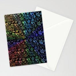 Joshua Tree Arco Iris by CREYES Stationery Cards