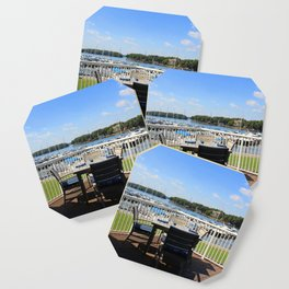 Deck View Coaster