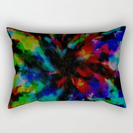 Tie-Dye #7 Rectangular Pillow