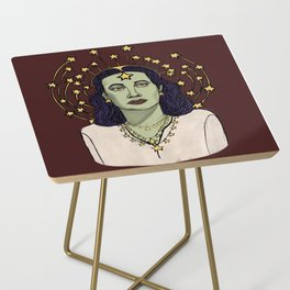 Star Goddess Side Table