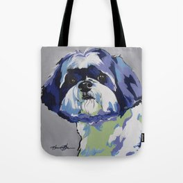 Ringo the Shih Tzu Tote Bag