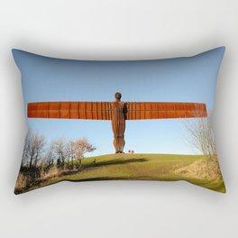 The Angel Rectangular Pillow