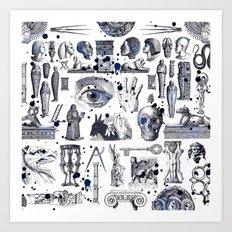 Poimandres Art Print