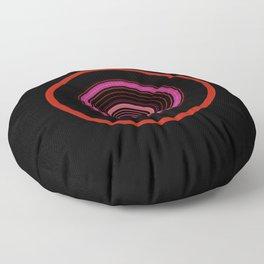 orbital 7 Floor Pillow