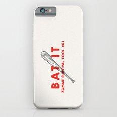Bat it - Zombie Survival Tools iPhone 6s Slim Case