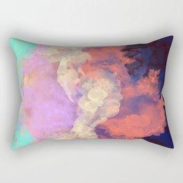 Into The Sun Rectangular Pillow