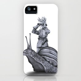 In which no explanation can be found iPhone Case