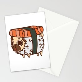 Puglie Salmon Sushi Stationery Cards