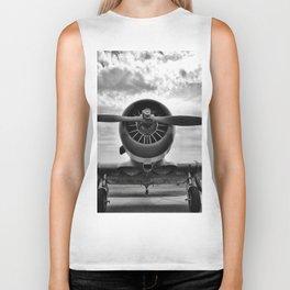 Warbird BW Biker Tank
