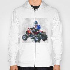 Quad racing Hoody