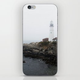 Wistful Ocean Day iPhone Skin