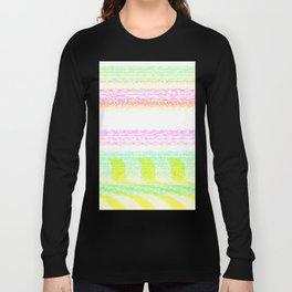 Silence and Burning Ice Long Sleeve T-shirt