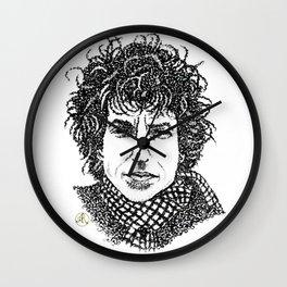 Bob Dylan Wall Clock