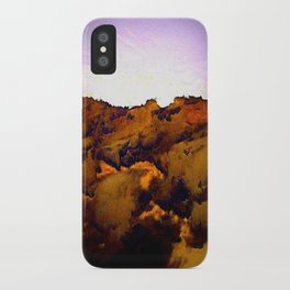 Venutian Cloudscape iPhone Case