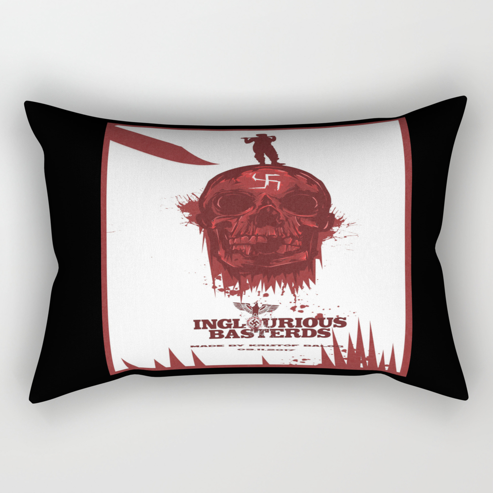 Inglourious Basterds Rectangular Pillow RPW7971092