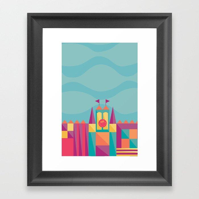 Lujo Framed Disney Pictures Embellecimiento - Ideas Personalizadas ...