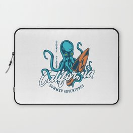 California Surf Club Laptop Sleeve