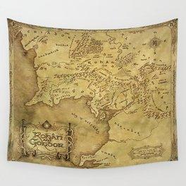 Rohan&Gondor Wall Tapestry