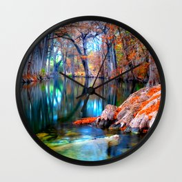 That for Which I'm Thankful Wall Clock
