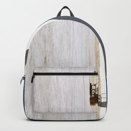 Picknick At White Sands Backpack