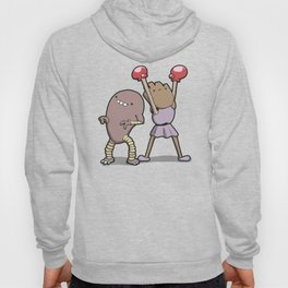 Pokémon - Number 106 & 107 Hoody