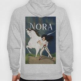 Nora of Kelmendi Hoody