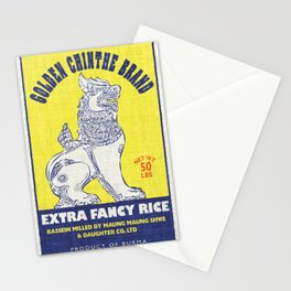 Extra Fancy Burmese Rice Stationery Cards