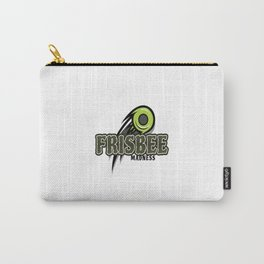 FrisbeeGolf Madness - Disc Golf Design Carry-All Pouch